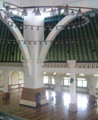 Masjid Bagian Dalam
