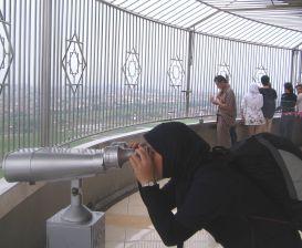 Teropong Binocular