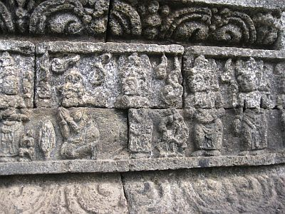 candi kidal-relief