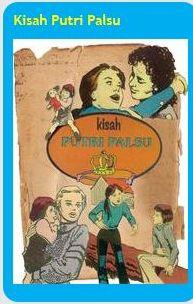 komik sisipan bobo-kisah putri palsu