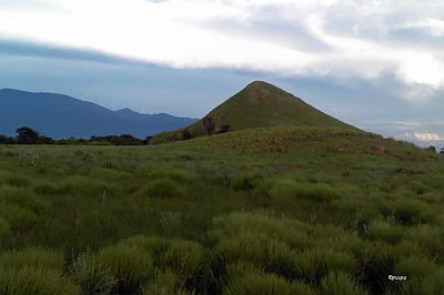 NTB-bukit hijau kenawa