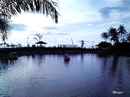 Taman loang baloq tempat rekreasi keluarga