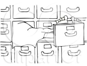 1126032-Cartoon-Of-An-Outlined-Dead-Person-In-A-Morgue-Royalty-Free-Vector-Clipart