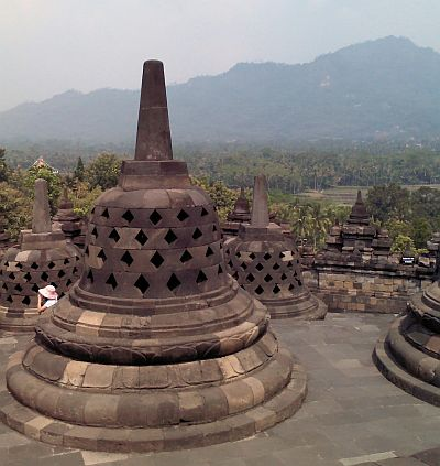 Candi Borobudur yang Megah