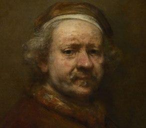Potret Diri (sumber: www.nationalgallery.org.uk/artists/rembrandt)