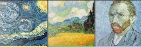 Koleksi Lukisan Van Gogh (sumber: www.vangoghgallery.com/)