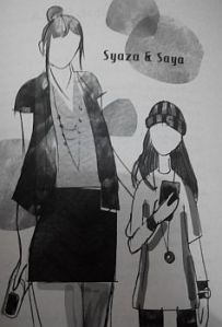 Syaza dan Saya