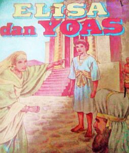 Elisa dan Yoas