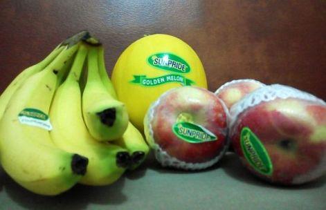 keluarga buah