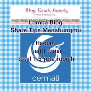 lomba blog tips menabung