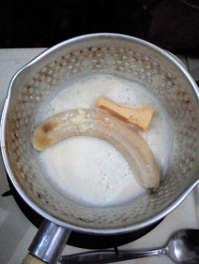 masak pisang