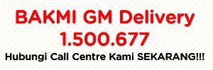 Nomor Baru Bakmi GM Delivery