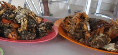 kepiting enak
