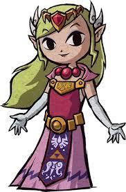 Putri Zelda (sumber: selda.wikia.com)