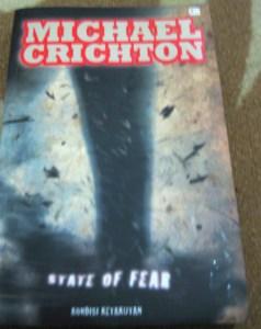 Fear-Fiksi Sains Karya M. Crichton