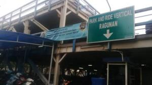park and ride ragunan