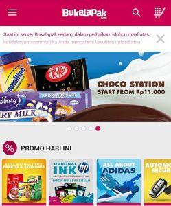 2-Buka Lapak-Choco Station