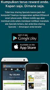 Bisa Unduh 8Share Apps Cuma-cuma