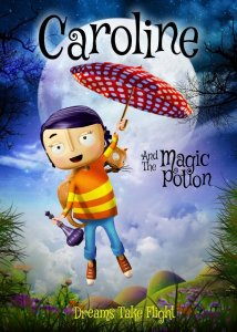 Poster film Caroline and The Magic Potion