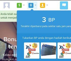 Tabungan BP Bisa Ditukar Beragam Hadiah