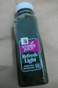 Jus Refresh Light untuk Ketahanan Tubuh