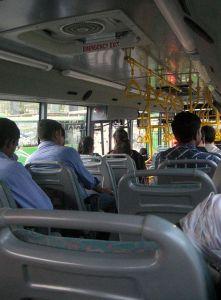 bus bandara bengalur