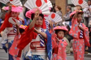 Hakata Dontaku Festival (sumber:wikipedia)