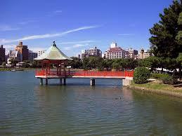 Taman Ohori (sumber: blog.gaijinpot.com)