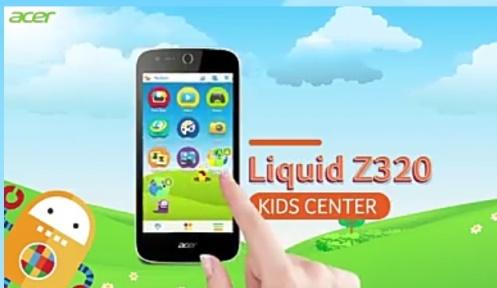 Smartphone Acer Liquid Z320