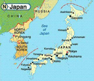 Peta Fukuoka Sumber languegaeschoollinks.com