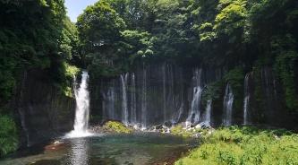 Air Terjun Shiraito (Sumber: www.japan-guide.com)