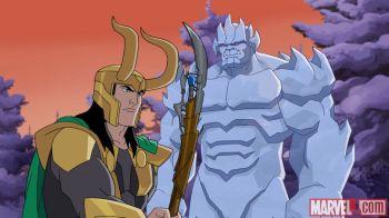 Loki dan Ymir