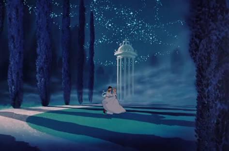 Mimpi cinderella