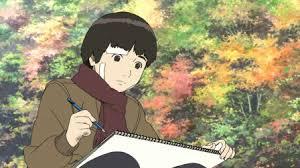 Makoto pandai melukis