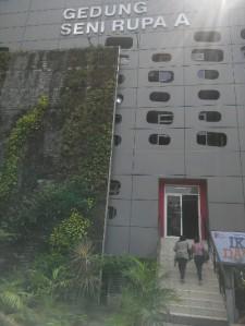 Gedung Fakultas Seni Rupa IKJ