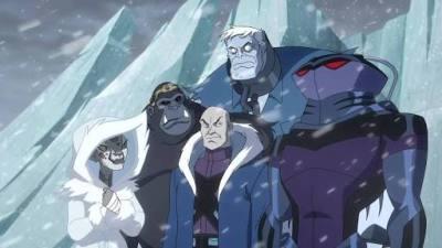 Sebagian anggota Legion of Doom