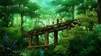 jelajah hutan