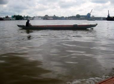 Sungai Musi yang Luas (dokpri)