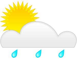 Hujan panas