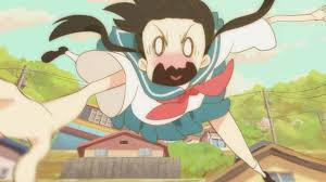 Fumiko berlari
