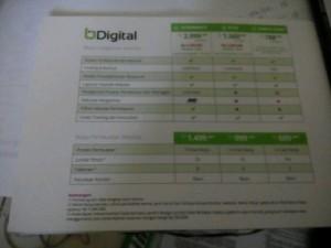 Paket Bdigital