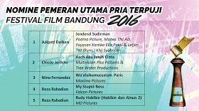 [10.4]_[Film] Nomine Pemeran Utama Pria Terpuji #FFB2016