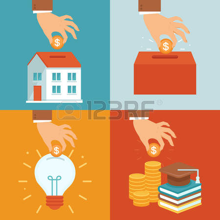 34832673-vector-investment-concepts-in-flat-style--invest-money-in-education-real-estate-start-up-and-charity