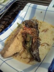 Mangut Ikan Asap
