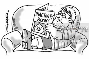 Inactivity book
