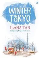 Buku winter in tokyo