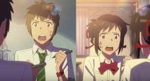 Mitsuha dan Taki
