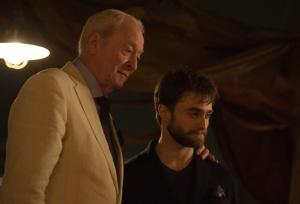 'Alfred' dan 'Harry Potter: jadi penjahat di sini