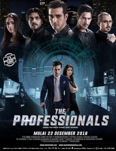Poster the professionals