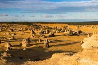 The Pinnacles yang Unik dan Eksotis (gambar dari Detik Travel)